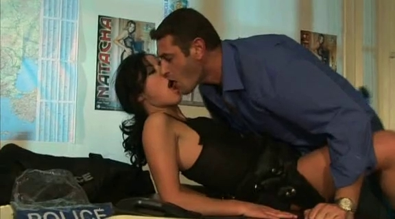 passionate french couple enjoy some hot sex