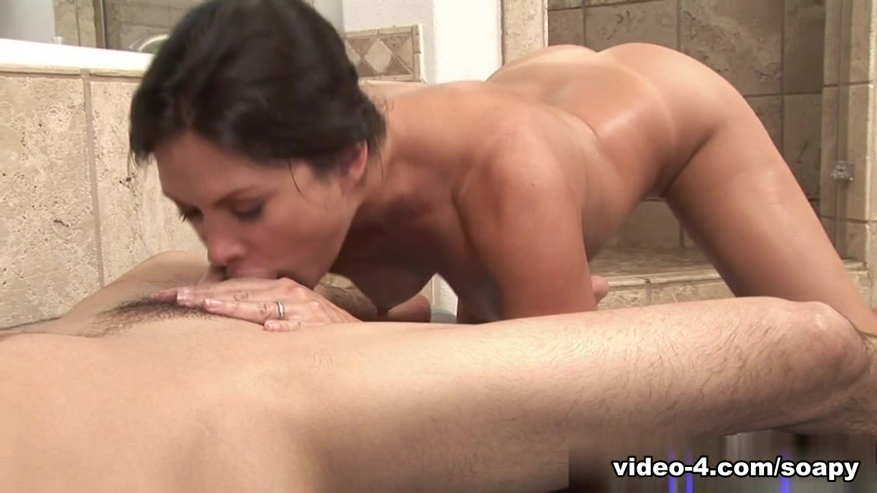 Stephanie Swift in The Soapy Fireworks Explosion Video