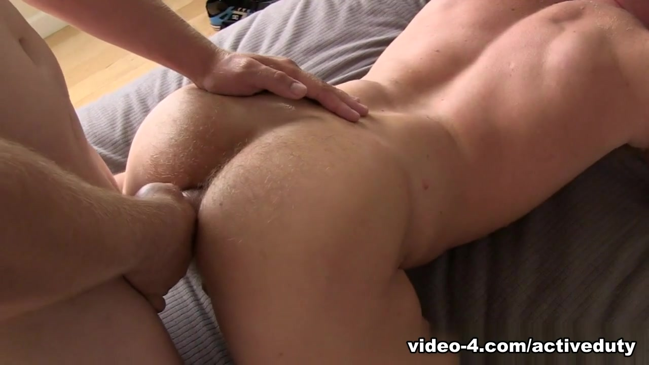Guy & Tanner Military Porn Video