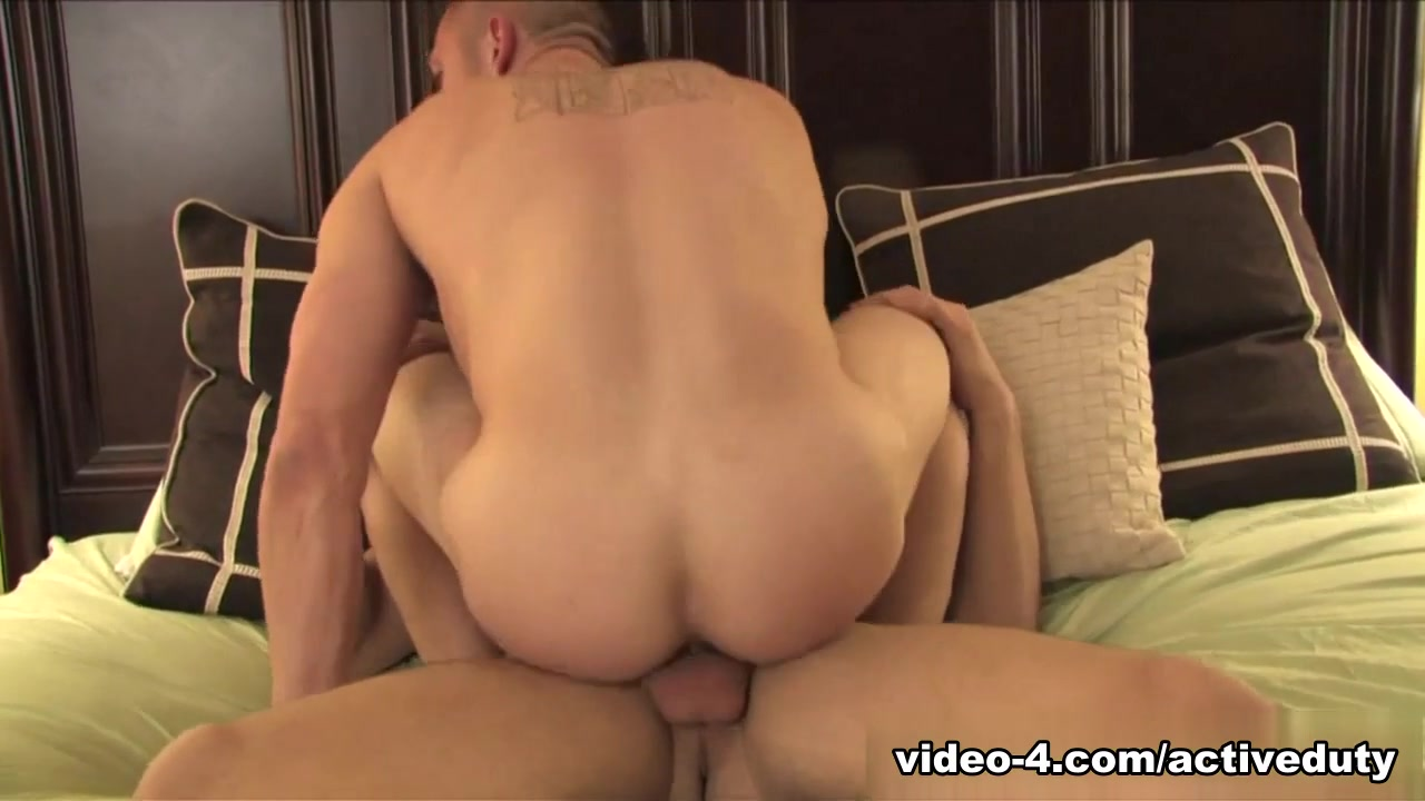 Colt & Thomas Military Porn Video