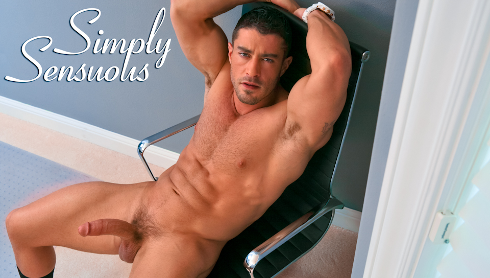 Cody Cummings in Simply Sensuous XXX Video