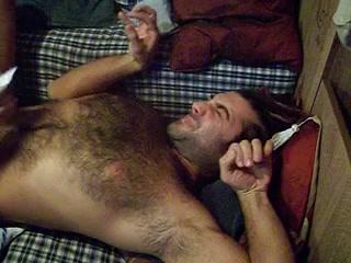 Italian fetish clip of cock shaving