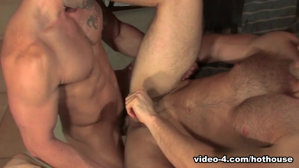 Paul Wagner & Samuel O'Toole in The Guys Next Door - Part 1 Video