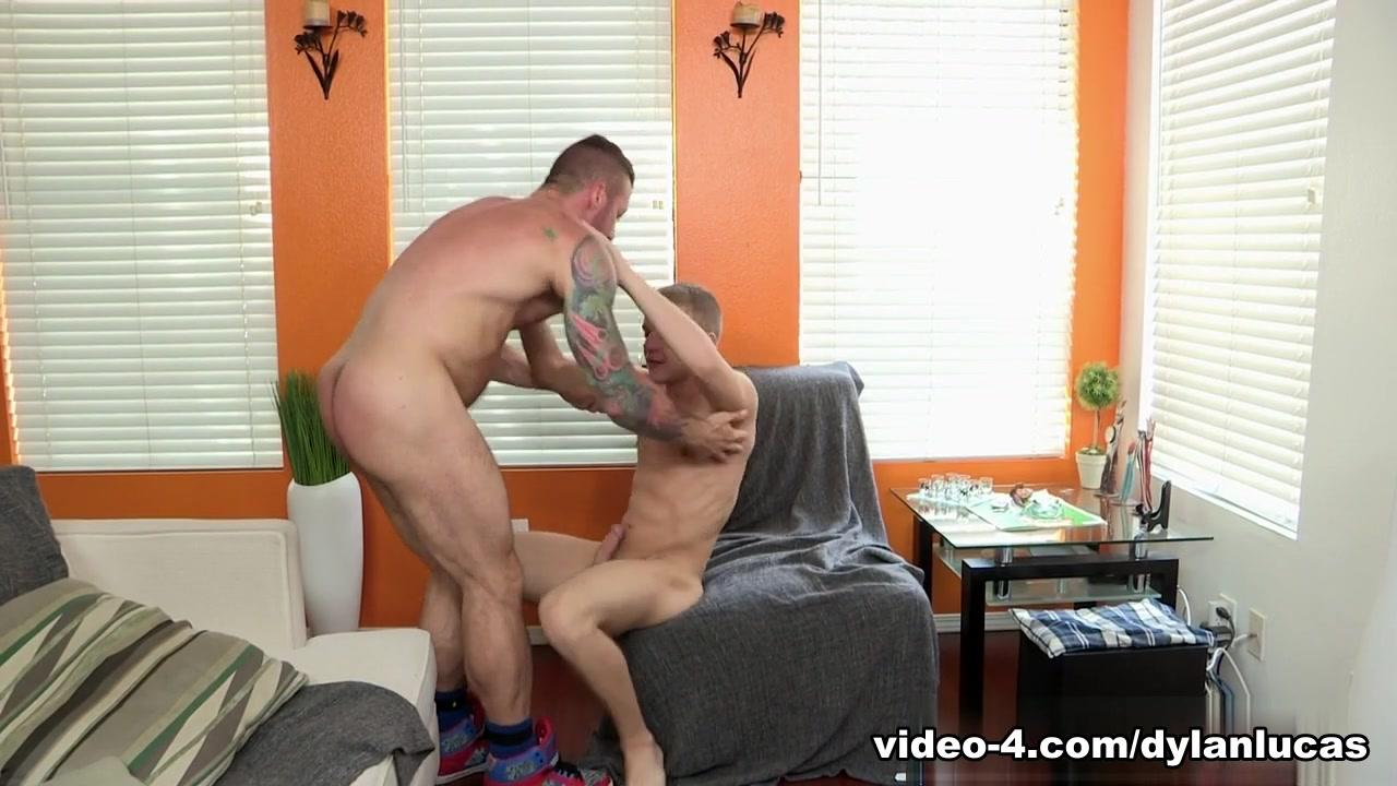 Ian Levine & Hugh Hunter in Hard Drive Daddy Video