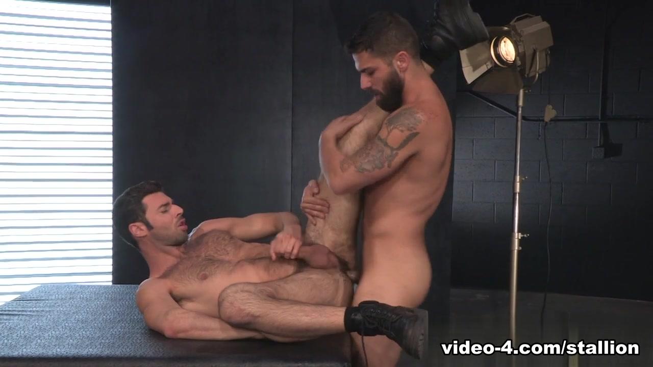 Adam Ramzi & Dario Beck in XXXPOSURE Video
