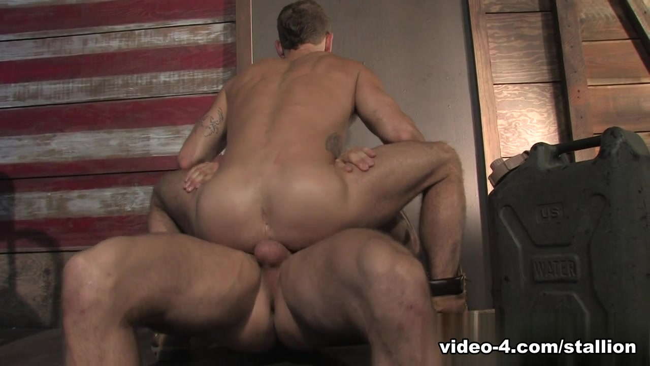 Trenton Ducati & Shawn Wolfe in Hung Americans - Part 1 Video