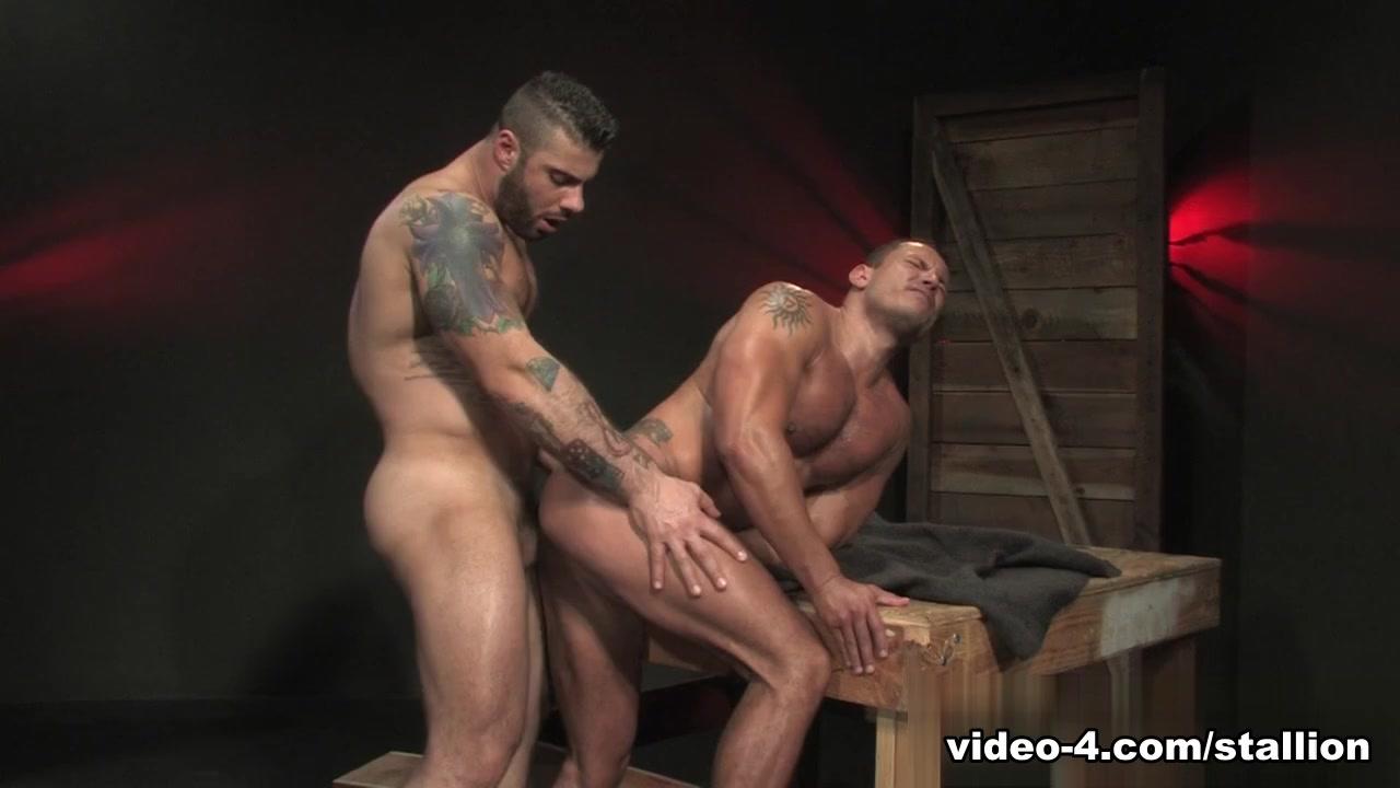 Angelo Marconi & Alex Marte in Throb, Scene #01
