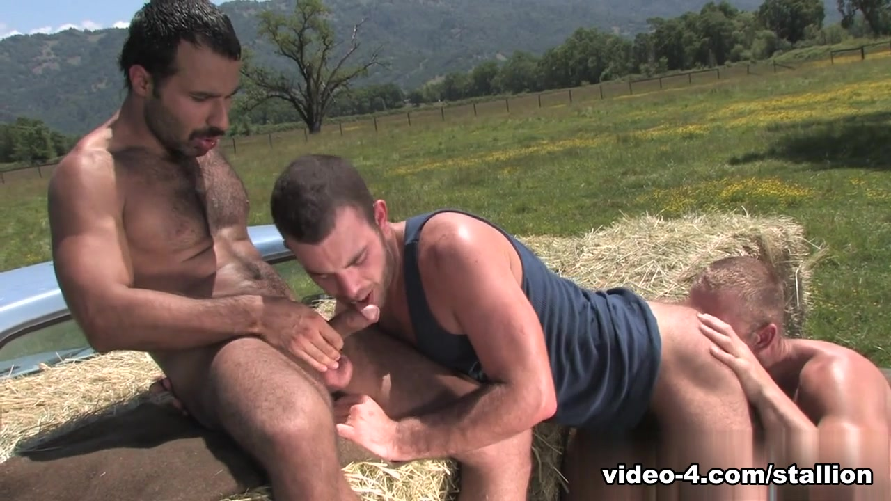 Tom Wolfe & Parker Perry & Aybars in Cowboys Part 1, Scene #01
