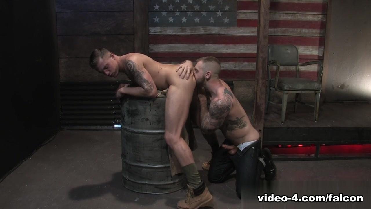 Hung Americans - Part 2 XXX Video: James Ryder, Aleks Buldocek