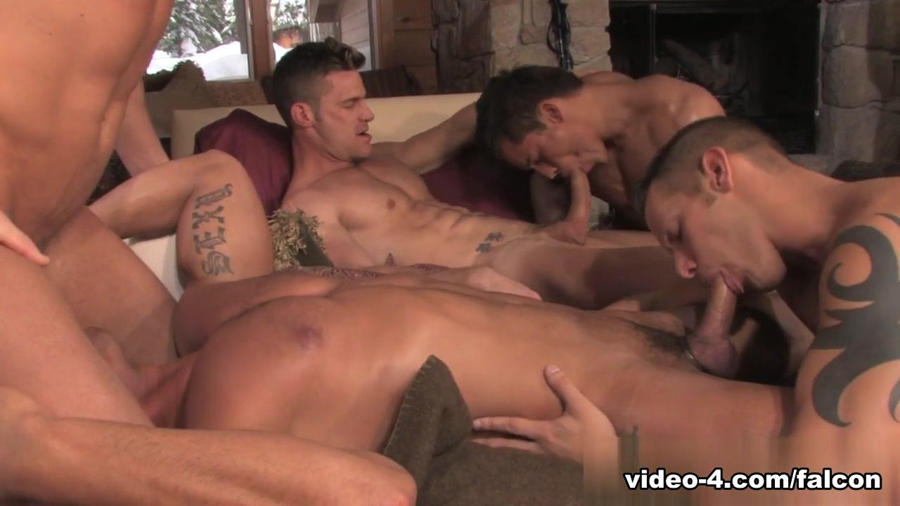 The Other Side Of Aspen VI XXX Video: Gavin Waters, Brandon Bangs, Roman Heart, Adam Killian, Shane Frost