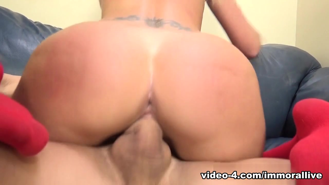 Alexis Malone,Scott Lyons in Blonde Babe Alexis Malone's Prime Time! Video