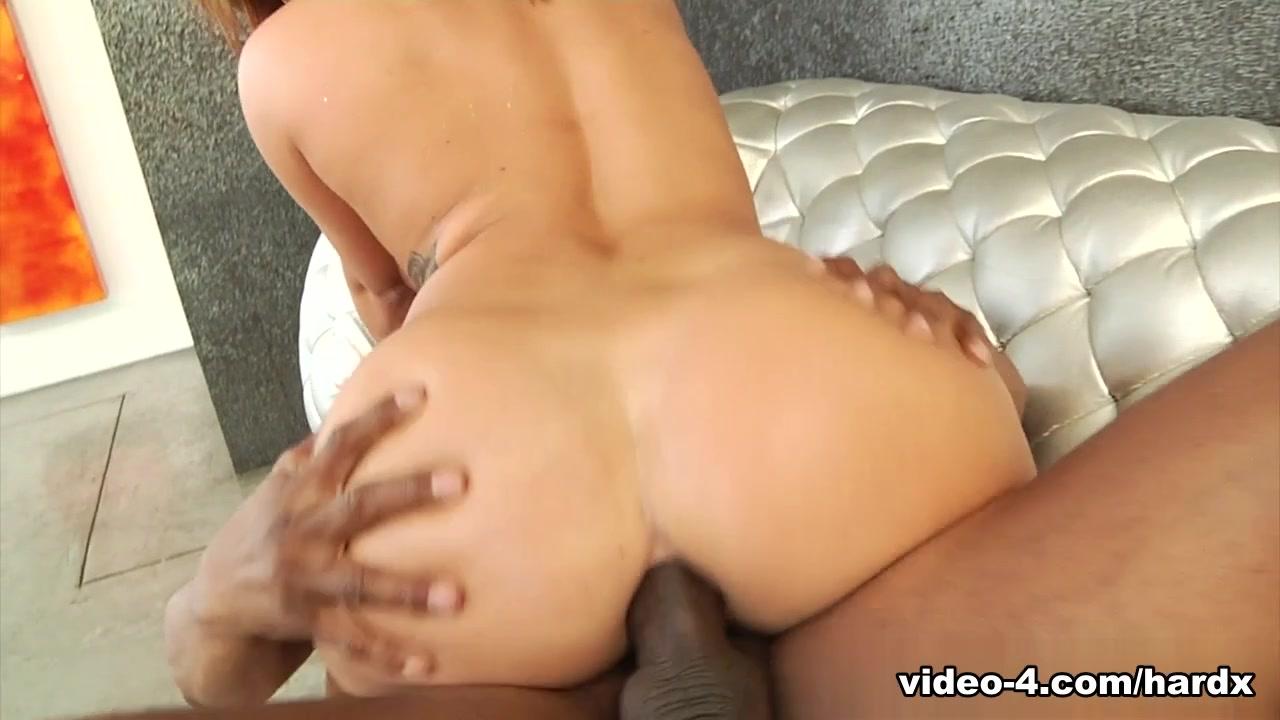 Keisha Grey & Prince Yahshua in Keisha Grey In IR Anal Video