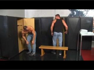 Blake nolan and arpad miklos pound darksome man