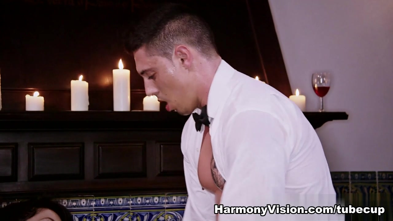 Erica Fontes & Ava Courcelles & Arian in While The Husbands Are Away - HarmonyVision