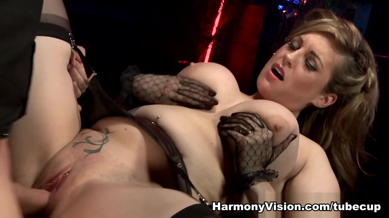 Ashley Downs in Hardcore Pussy Slamming - HarmonyVision
