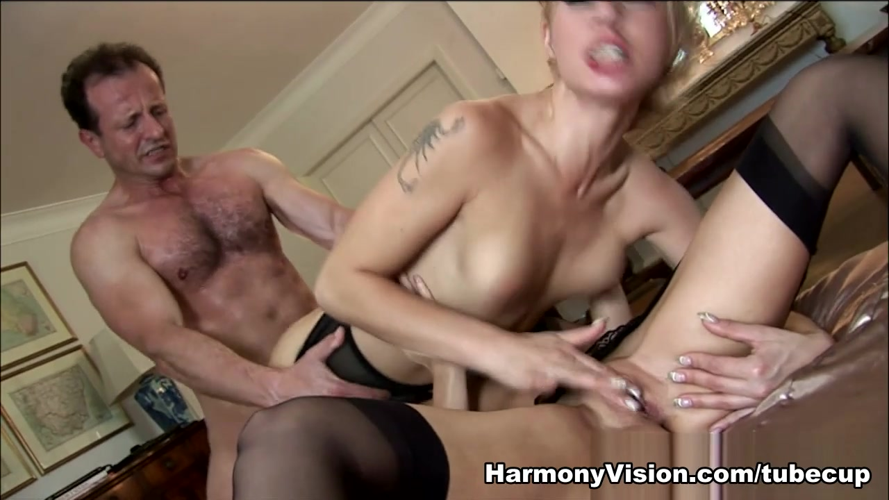 Kristy Lust & Black Angelika in Dirty Threesome - HarmonyVision