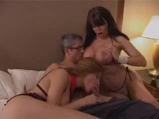 allanah starr-lady-boy two tgirls 1 male