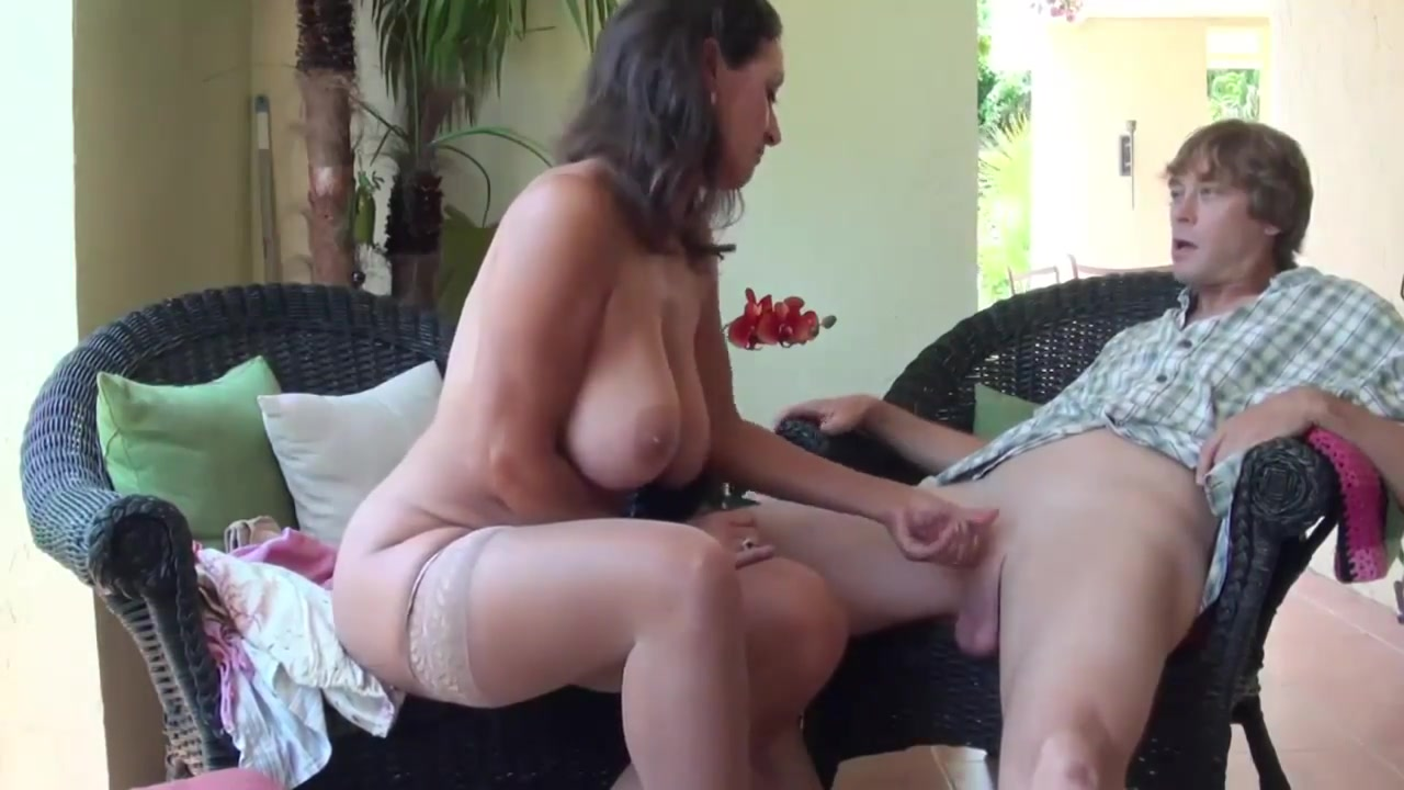 Step mom and step son fuck valuable idea