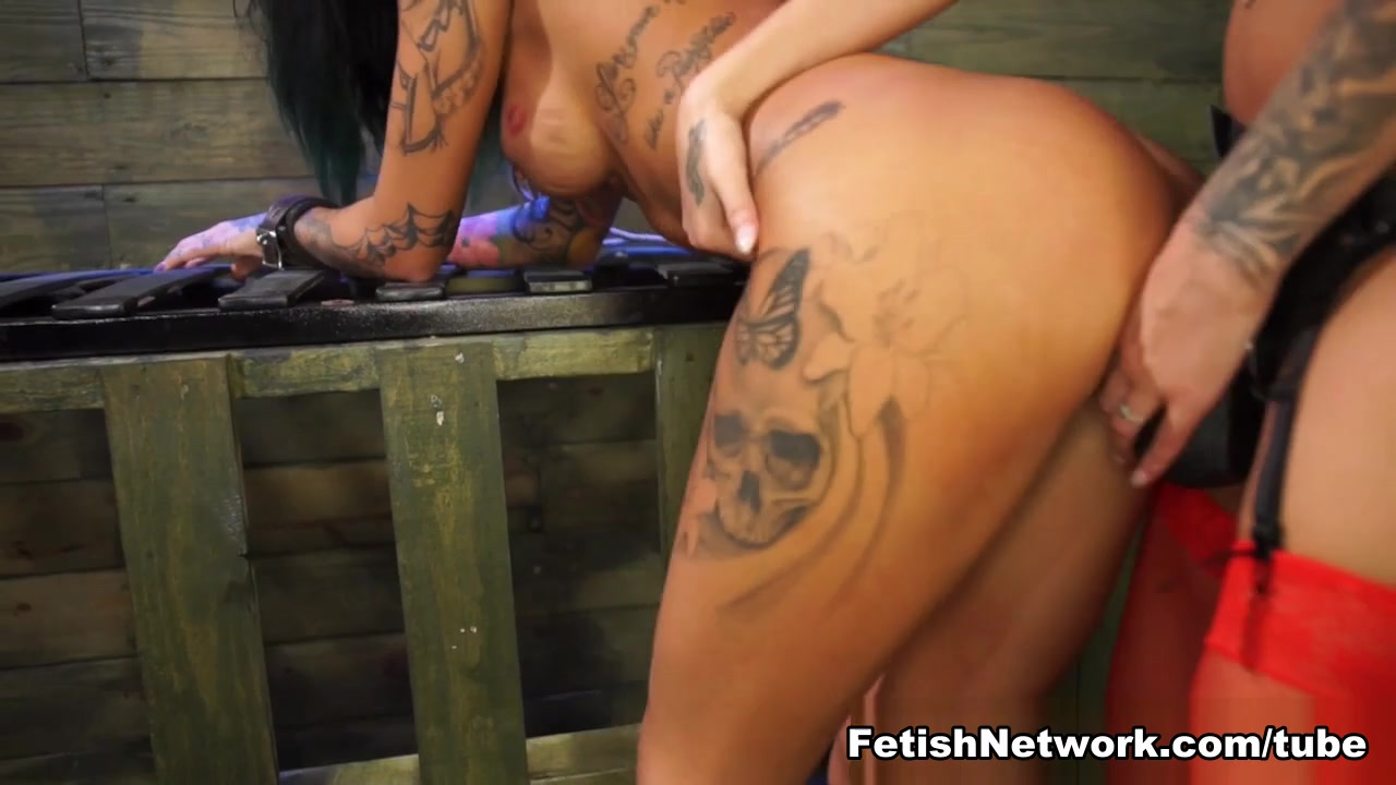 Alby Rydes Endures Lesbian Domination & Sybian with Esmi Lee - StrapOnSquad