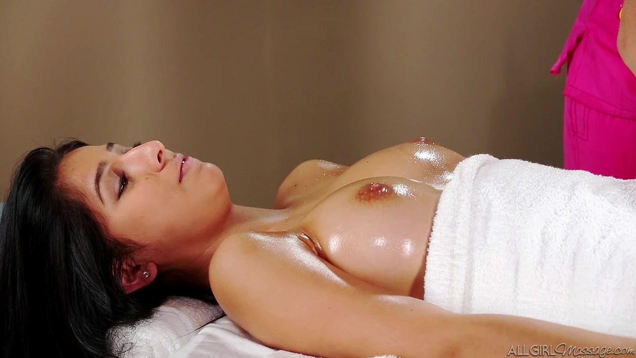 Megan's First Massage
