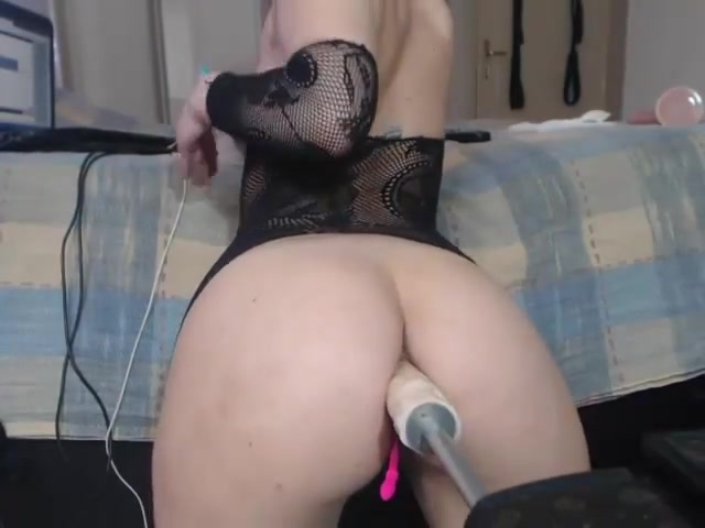 Webcam girl get fucked