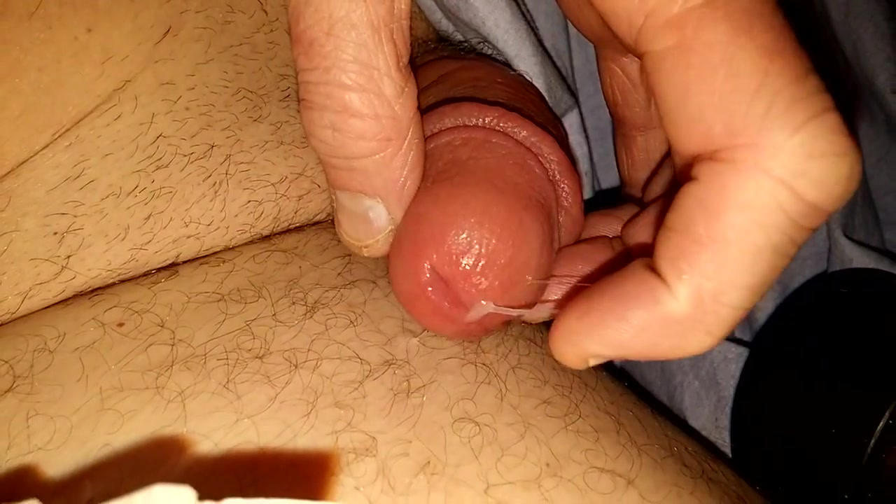 PENIS PUMP AND CUMSHOT