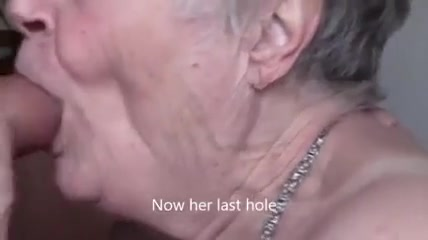 Someones 79 y old horny aunt
