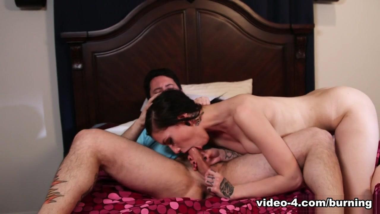 Callie Cyprus in Dykes Takin' Dick - Callie Cyprus, Scene #01 - BurningAngel