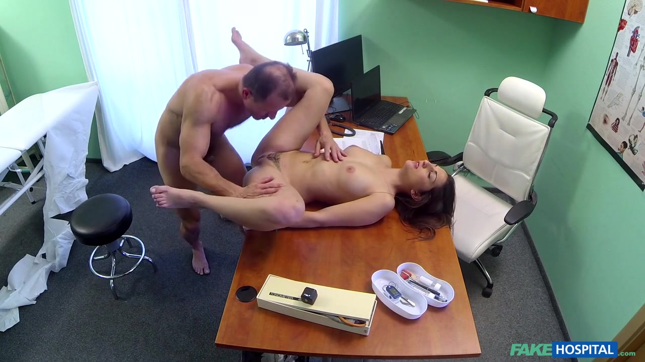 Jimena in Spanish Patient Gets Creampied - FakeHospital