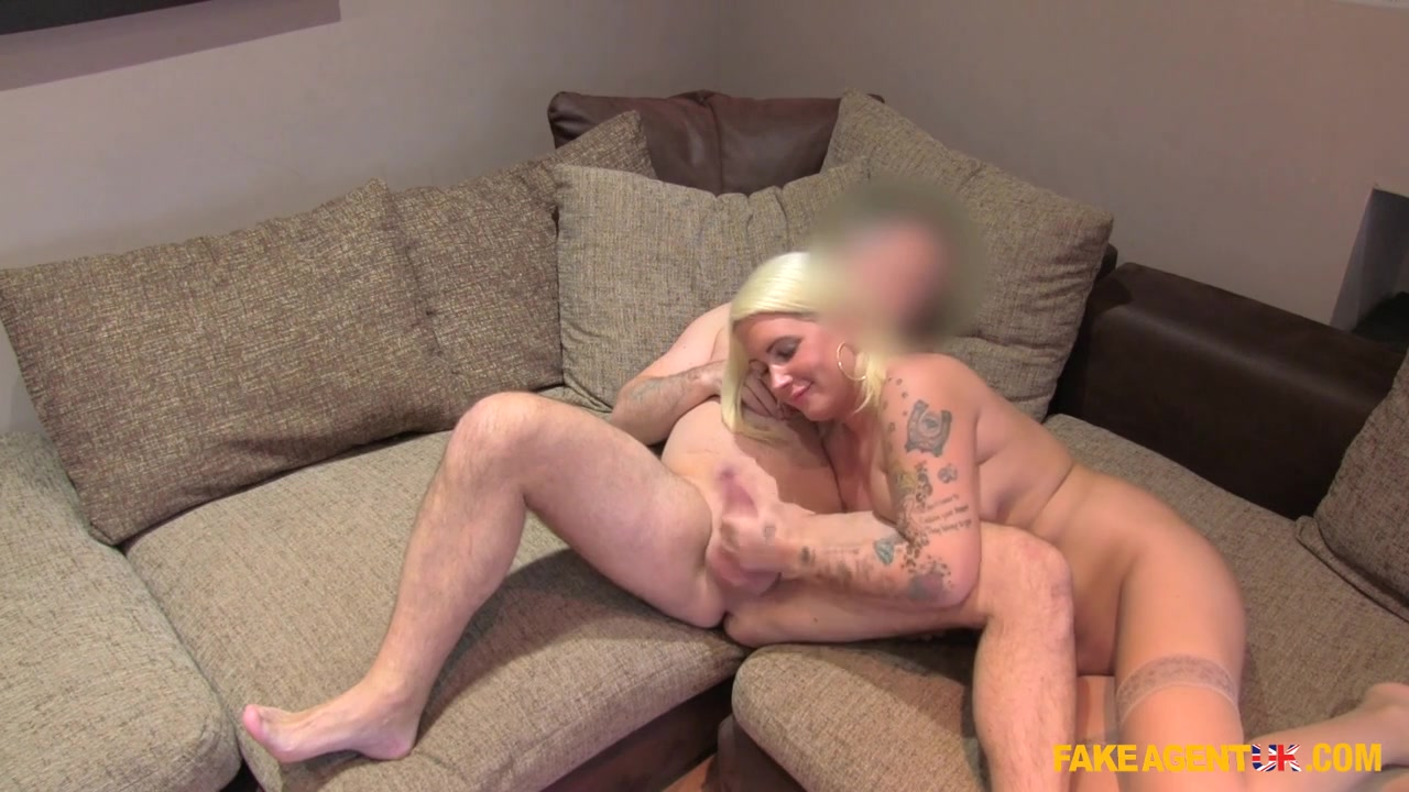 Crystal in Tattooed babe wants a way into porn - FakeAgentUk
