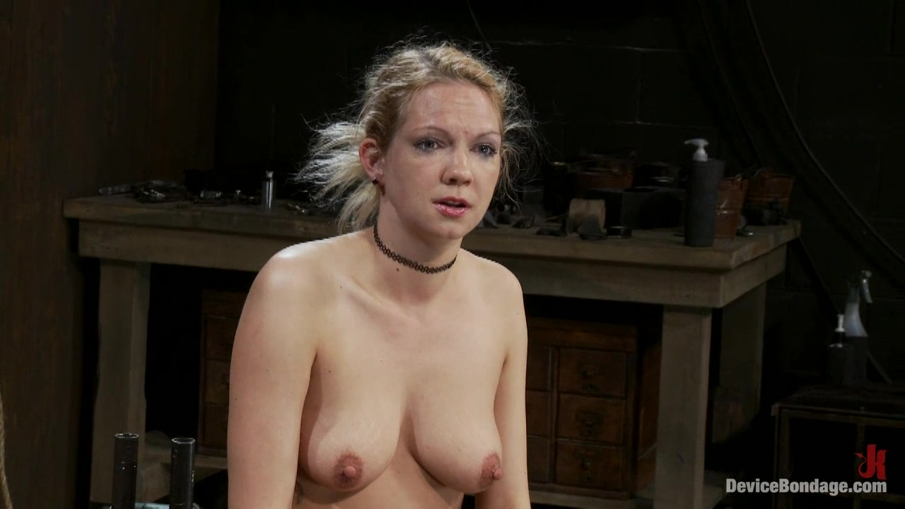 Rain DeGrey Q How do you make a pain slut cry A Bind her on a sybian UPSIDE DOWN until