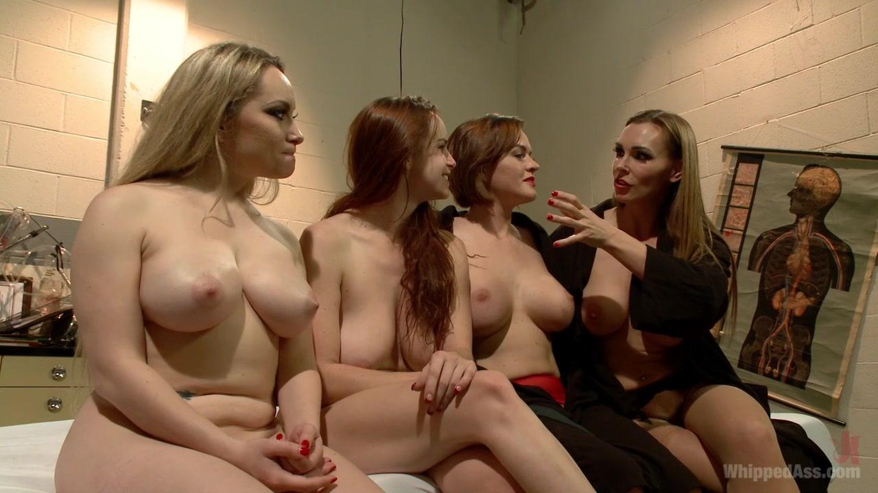 Nurses Of Deceit An all girl gangbang