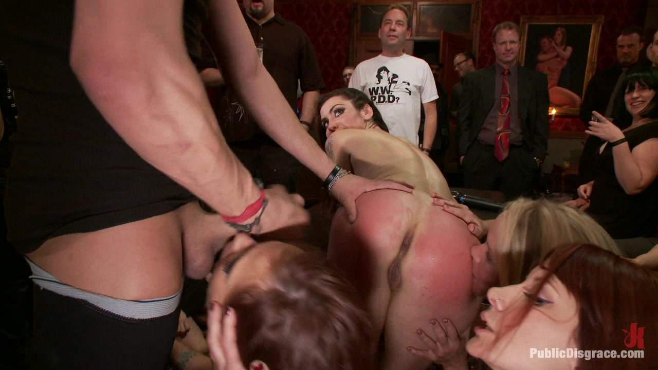 Happy Birthday Princess Donna FILTHY ANAL FUCK FEST Part Two