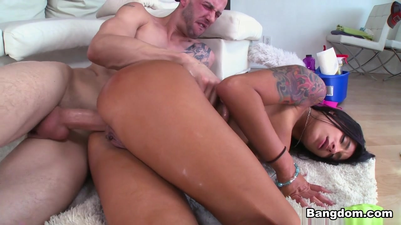 Stacy Jay in Stacy Jay cleans every last drop - BangBros