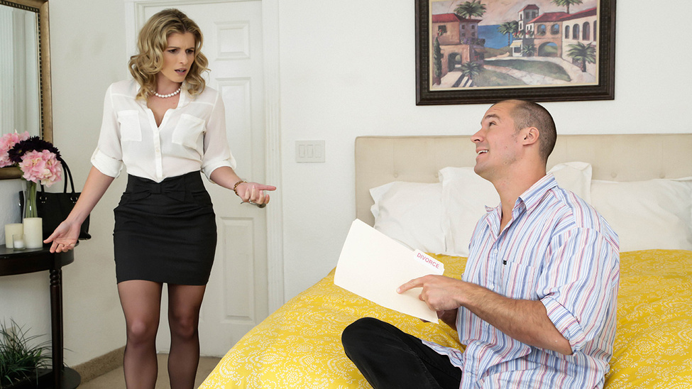 Cory Chase & Sean Lawless in April Fools Honey - Brazzers