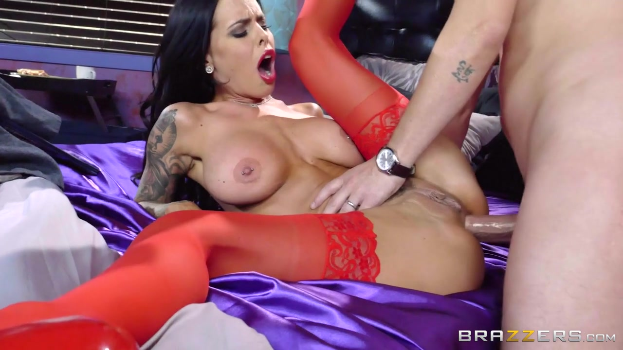 Brandy Aniston & Jessy Jones in The Gift Of Anal - Brazzers
