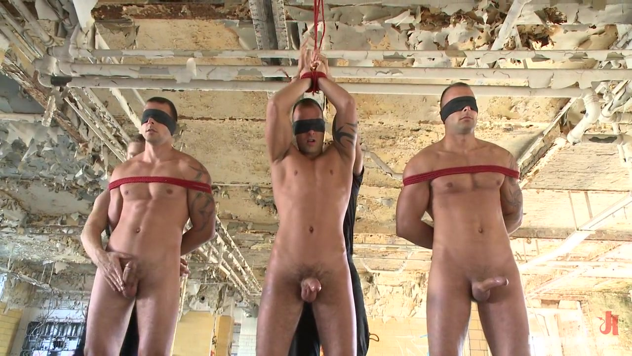 World Premier of the Visconti Triplets in Bondage