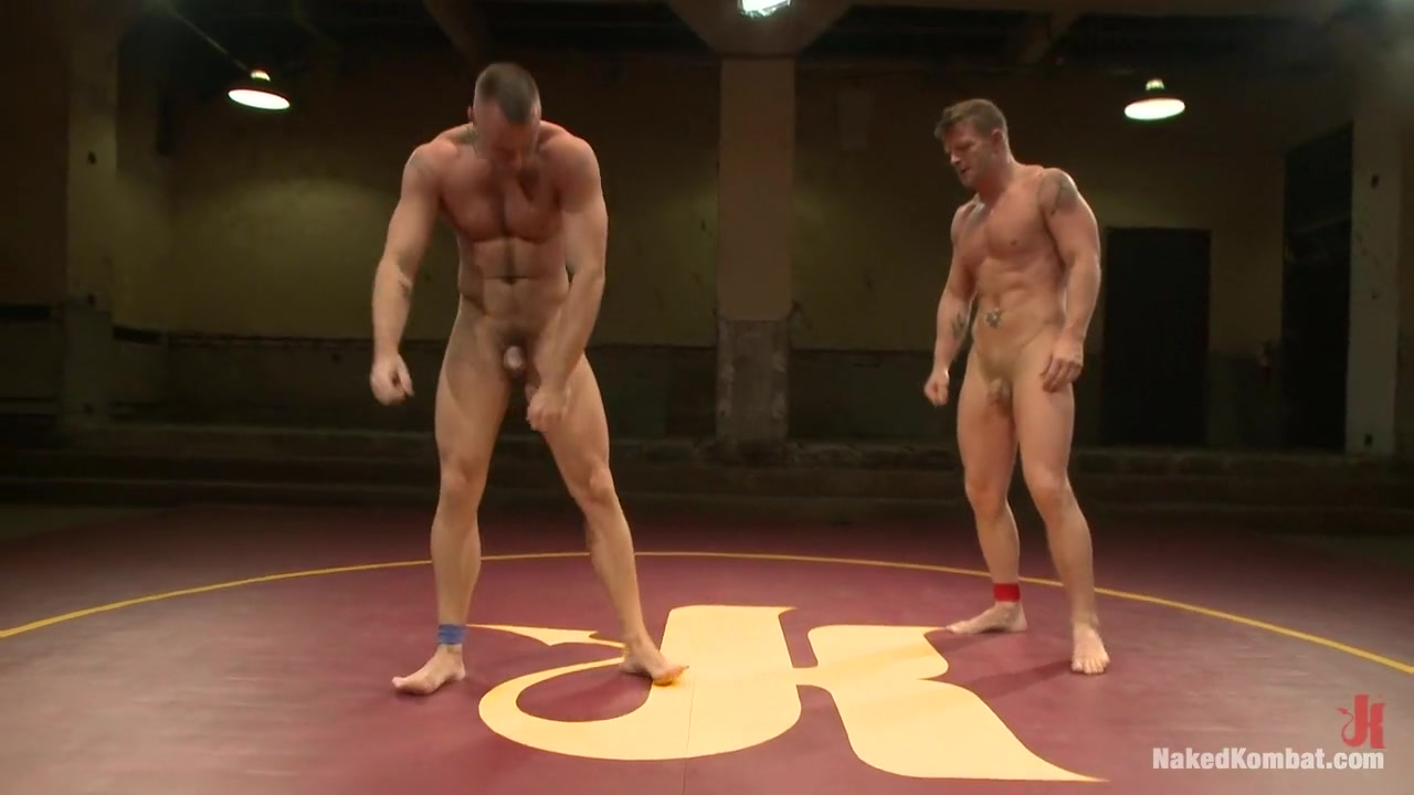 Jessie Cut-Throat Colter vs Jeremy Stonewall Stevens  The Muscle Match!