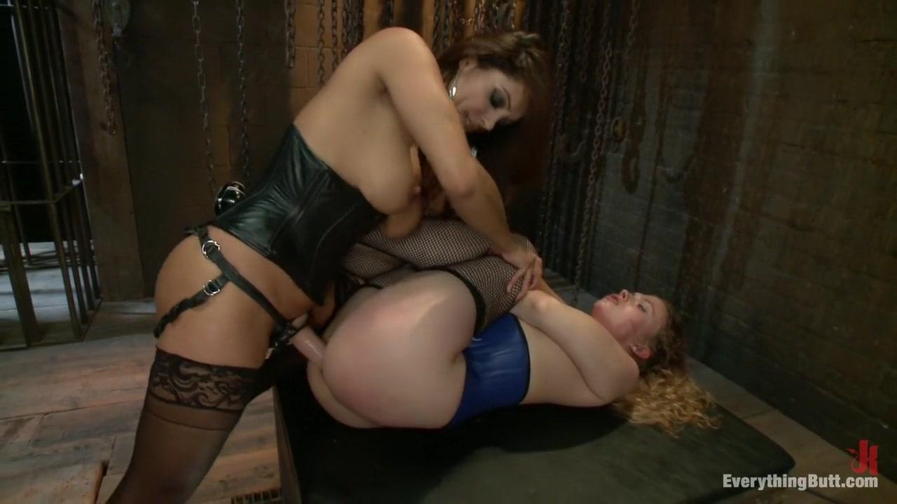 Russian Butt Slut