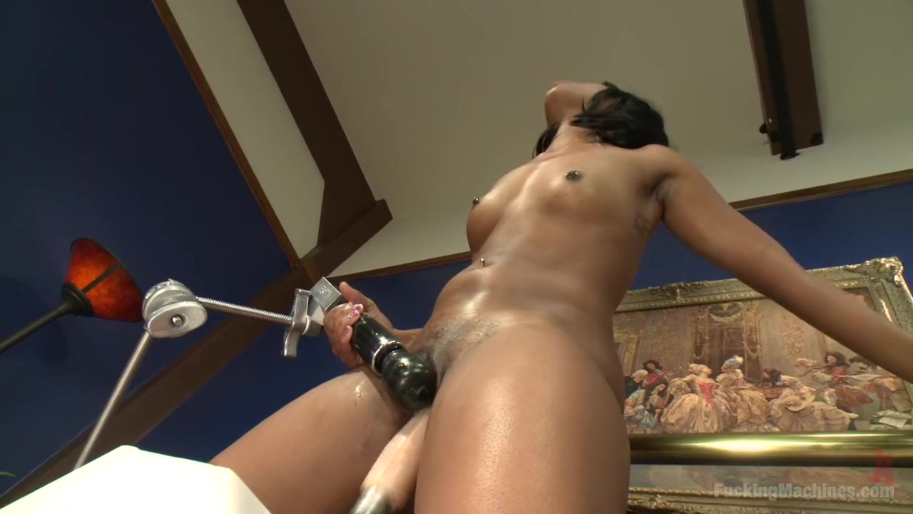 Room Service Package 45 - Machines, Cocks, Lube & Multiple Orgasms