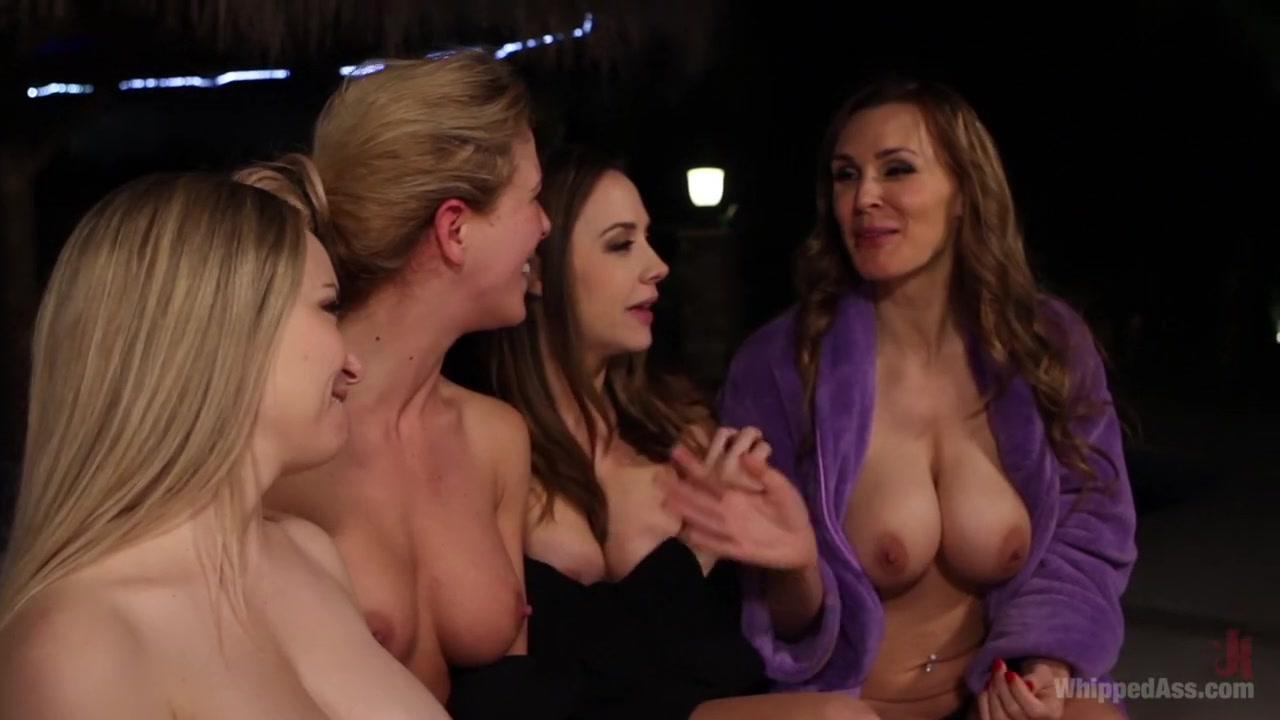 Bridal Punishment Part 2: All girl anal gang bang & EXTREME humiliation!