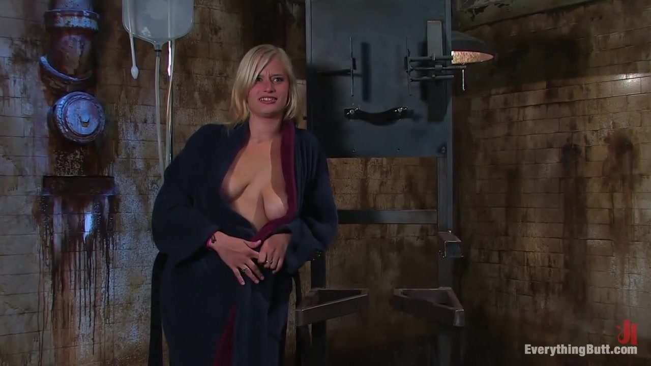 Anal Audition: Lacey Jane Wants to cum with water