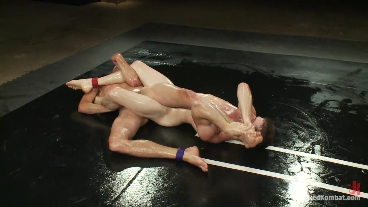 Chad Anderson vs Koby Fox  The Oil Match
