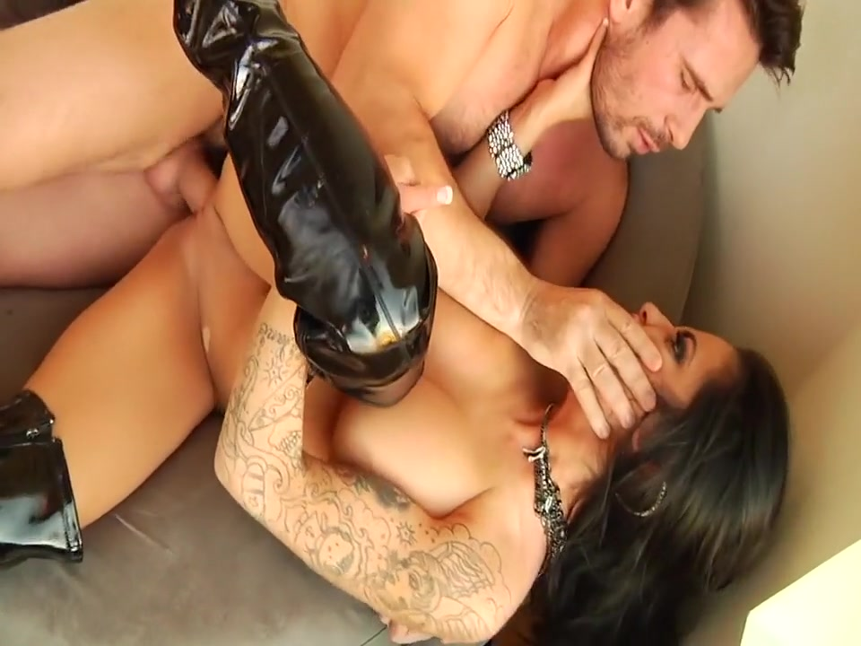 Amazing pornstar Alexa Aimes in hottest brunette, facial adult scene
