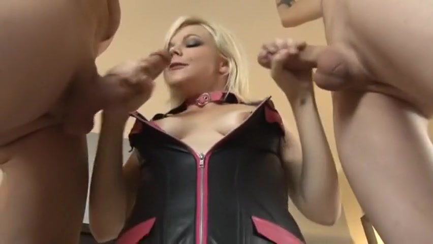 Best pornstar Alice Frost in amazing blonde, stockings porn video