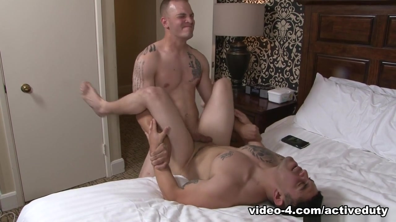 Chase & Flip Military Porn Video - ActiveDuty