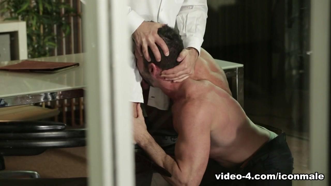 Billy Santoro & Adam Russo in The Devil Is In The Details, Scene 01 - IconMale