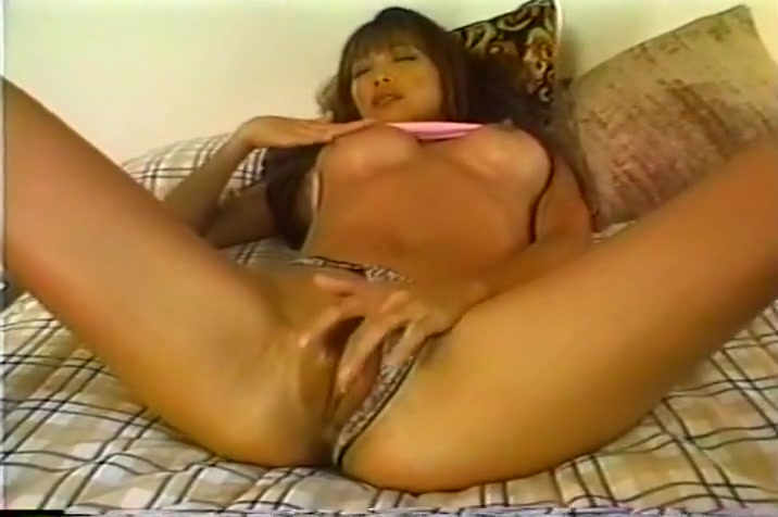Mature Asian Solos with a Dildo