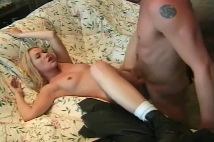 Tight Pussy Blond Intensely Pounded
