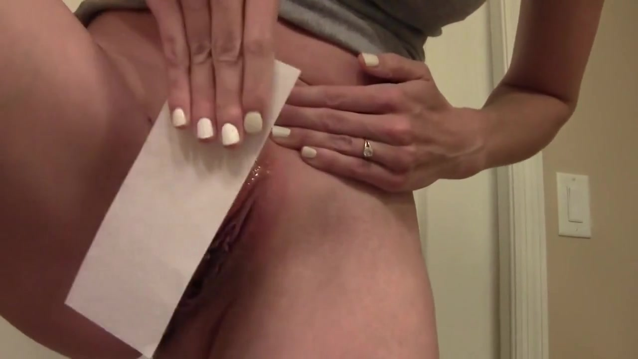 How to wax my vagina video